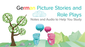Thumbnail of German Oral Exam - Listen to all the Picture Stories and Role Plays