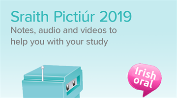 Thumbnail of Leaving Cert Sraith Pictiúr 2019 - Notes, Videos and Audios