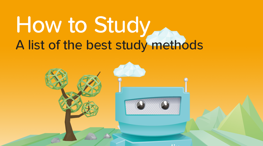 Banner of The Best Study Methods