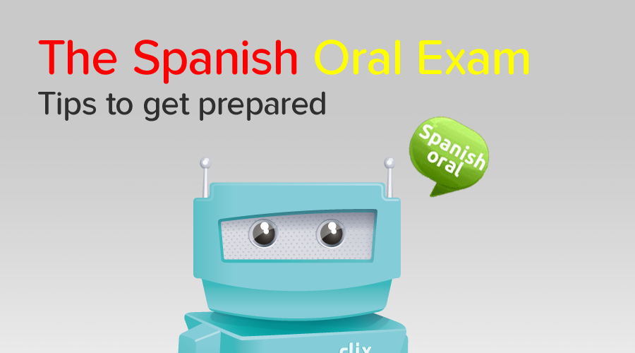 Banner of How to Get Ready for your Leaving Cert Spanish Oral