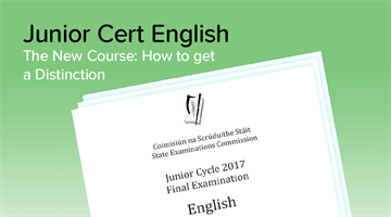 Thumbnail of How I got a Distinction in New Junior Cycle English