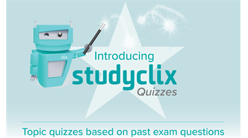 Thumbnail of Introducing: Studyclix Quizzes!