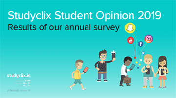 Thumbnail of Studyclix Student Opinion Survey 2019: Results