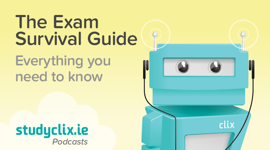 Banner of Podcast: The Exam Survival Guide