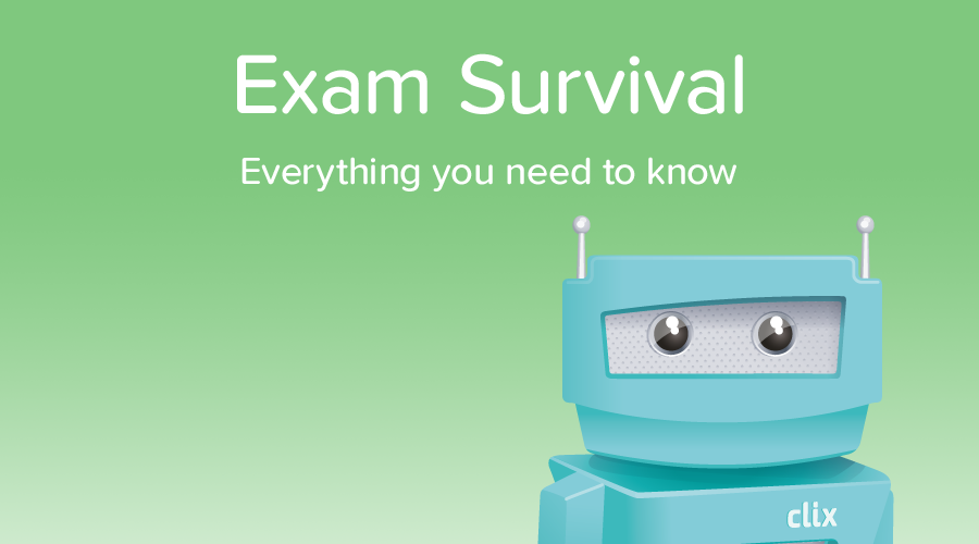 Banner of The Exam Survival Guide - Everything you need to know
