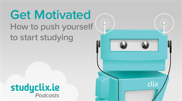 Thumbnail of Podcast: How To Get Yourself Motivated To Study